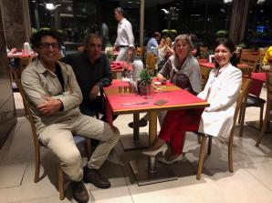 Aydın Öztürk - Dr. Seda Öztürk - Adriana Camila Visintini - Dr. Daniel Asis