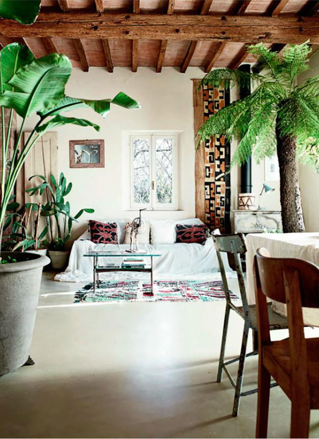 California Dreaming Living Room Inspiration