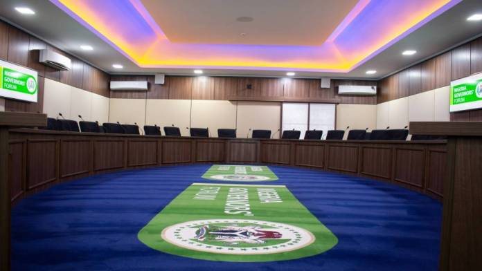"""The 36 State Governors of Nigeria under the aegis of the Nigerian Governors' Forum, have scheduled a meeting on Wednesday to consider burning national issues, particularly the ongoing nationwide demand for police reform and the hike in electricity tariff, now temporarilysuspended by the federal government of Nigeria. The demand by a large number of Nigerians, especially the youth generation, for police reform took the shape of open street protests tagged, """"EndSARS"""", which began last week and gradually grew from state to state. The protesters also used the opportunityto press against what many believed as oppressive, the increase in electricity tariff. Spokesman of the Nigeria Governors' Forum (NGF), Abdulrazaque Bello-Barkindo said, in a statement on Tuesday, that the governors would entertain briefings from """"the Inspector General of Police Mohammed Abubakar Adamu who is expected to explain the security situation in the country to the governors, particularly regarding the FSARS protests."""" Bello-Barkindo said the meeting is also expecting to be briefed by the technical committee on electricity tariffs. According to him: """"The Ministers of Works and Housing, Communications and Digital Economy and Humanitarian Services and Disaster Management will also be on hand to address the Governors one after the other. """"The Humanitarian Resources and Disaster Management Minister, Saadatu Umar Farouq will be discussing how to lift a hundred million Nigerians out of Poverty with the governors."""" He said the meeting would also receive a briefing on the distribution of palliatives by the Coalition Against COVID-19 (CACOVID) a conglomeration of banks and some public-spirited philanthropists including Aliko Dangote, Basic Healthcare Provision Fund (BHCPF). The meeting, he added, would also receive an update on the World Bank assisted States Fiscal Transparency, Accountability and Sustainability program for results (SFTAS) and from """"the Governor Okowa Committee which briefs the Governors """