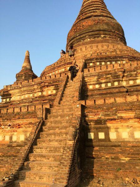 Bulethi Temple (Paya), Bagan, Myanmar (Burma)