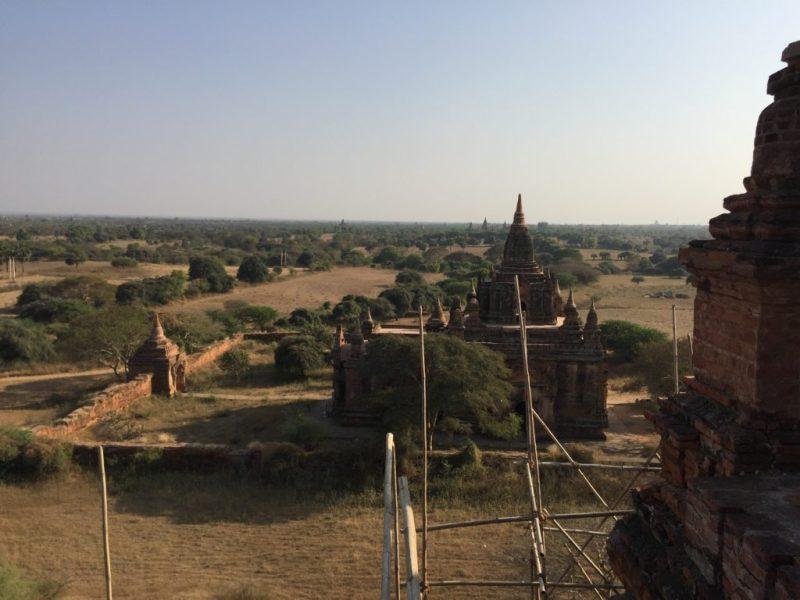 South Guni (Taung Guni), Bagan, Myanmar (Burma)