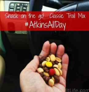 Atkins All Day   $50 Amex Gift Card And Product Giveaway