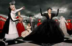 P!nk Music Video  Alice Through the Looking Glass