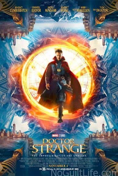 New poster and trailer for Marvel Dr. Strange drops at San Diego Comic-Con