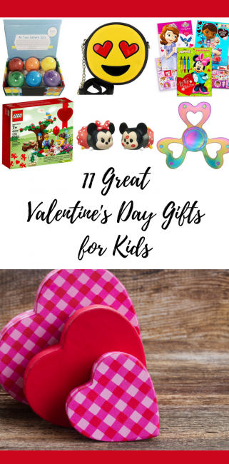 11 Of The Best Valentines Day Gifts For Kids My No