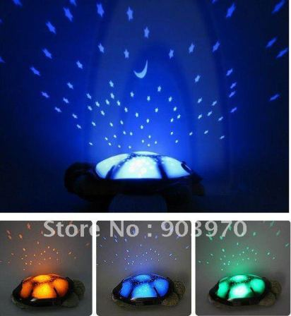 Free-shipping-High-Quality-musicTwilight-Turtle-Night-Light-Stars-Lamps-Baby-Care-led-lights-led-projectors