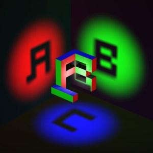 3d-ambigram