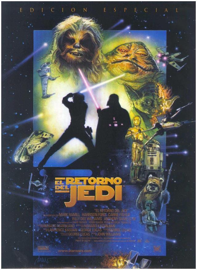 Star Wars - El retorno del Jedi