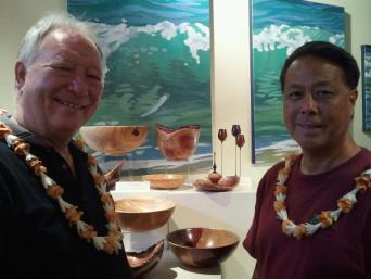 Carl Sherry and Mike Chu