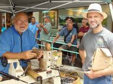 Honolulu Woodturners, current and prior years