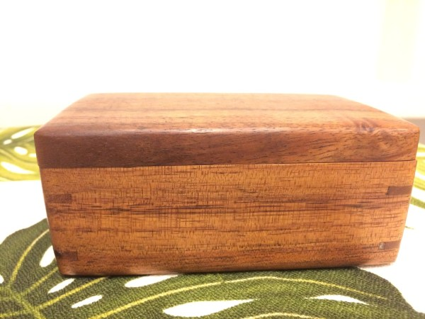 Honolulu Woodworking Designs Koa Boxes 3x5x2.25""