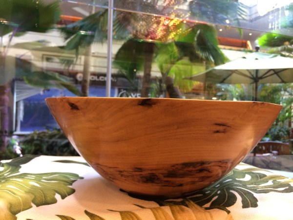 Carl Sherry Siberian Elm Bowl