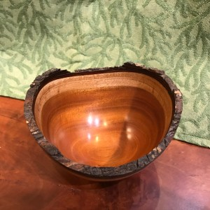 Small Natural Edge Bowl