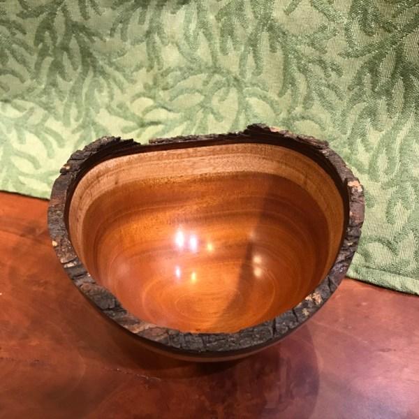 Small Natural Edge Bowl
