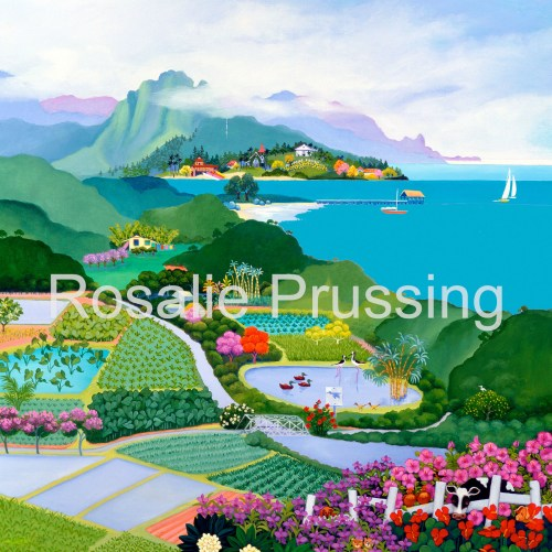 Rosalie Prussing Hanalei-Kauai