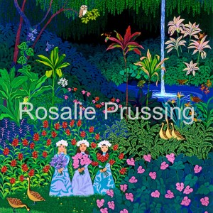 Rosalie Prussing Hawaiian Wedding