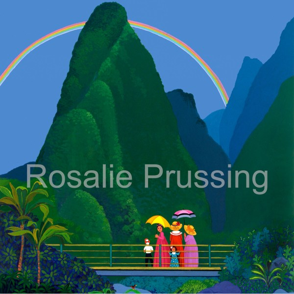 Rosalie Prussing Iao Valley