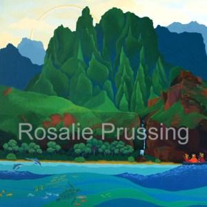 Rosalie Prussing Na Pali... Kauai