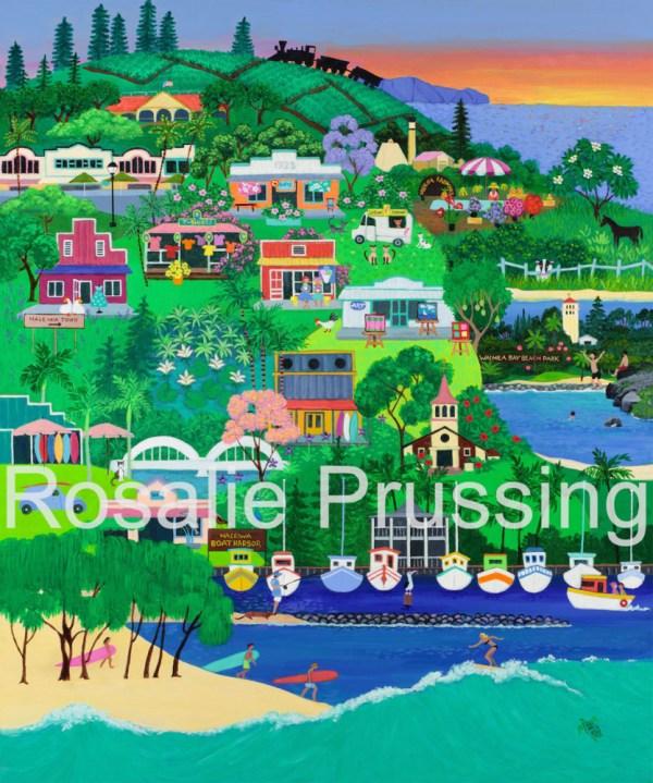 Rosalie Prussing North Shore - Oahu