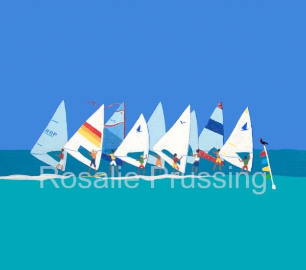 Rosalie Prussing Tradewinds - Hawaii