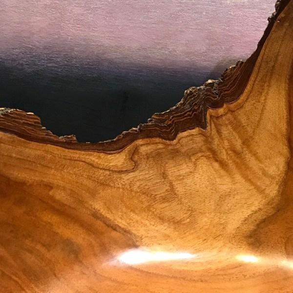 "Milo Natural Edge Bowl by Eric LeBuse 10""H x 14""L x 13.5""W $1900"