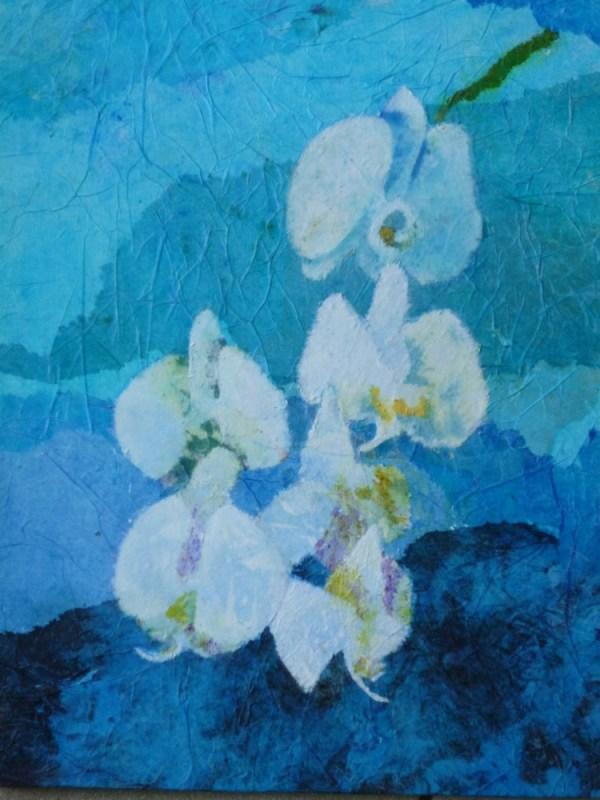 Hiroko Shoultz 'Orchid' Print