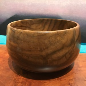 "Kou Bowl by Albert Koorenhof 5.75""H x 9.5""D $525"