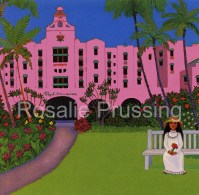 Pink Palace Rosalie Prussing Giclée Print, custom sizes