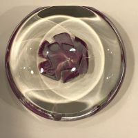 "'Hyacinth Flower' by Robert Flowers 1.5""W x 4.75""D $200"