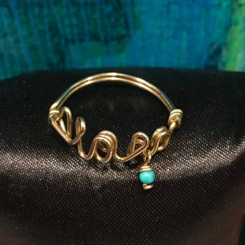 'Aloha Ring' by Leinai'a various sizes $58 (representative)