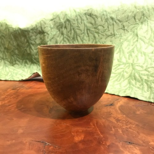 """Mango Bowl by Andy Cole 5""""x 4"""" $195"""