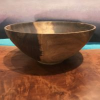 "Kou Salad Bowl by Gordon Tang 6""H x 13.5""D $1250"