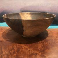 """Kou Salad Bowl by Gordon Tang 6""""H x 13.5""""D $1250"""