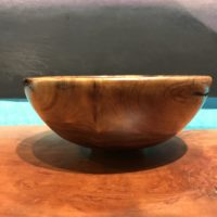 "'Ohai Footed Bowl by Eric LeBuse 2.25""H x 5.75""D $95"