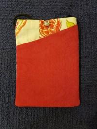 """Repurposed Kimono Pouch 7""""x 5"""" (B) $39.50"""