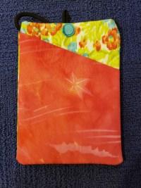 """Repurposed Kimono Pouch 7""""x 5"""" (K) $39.50"""
