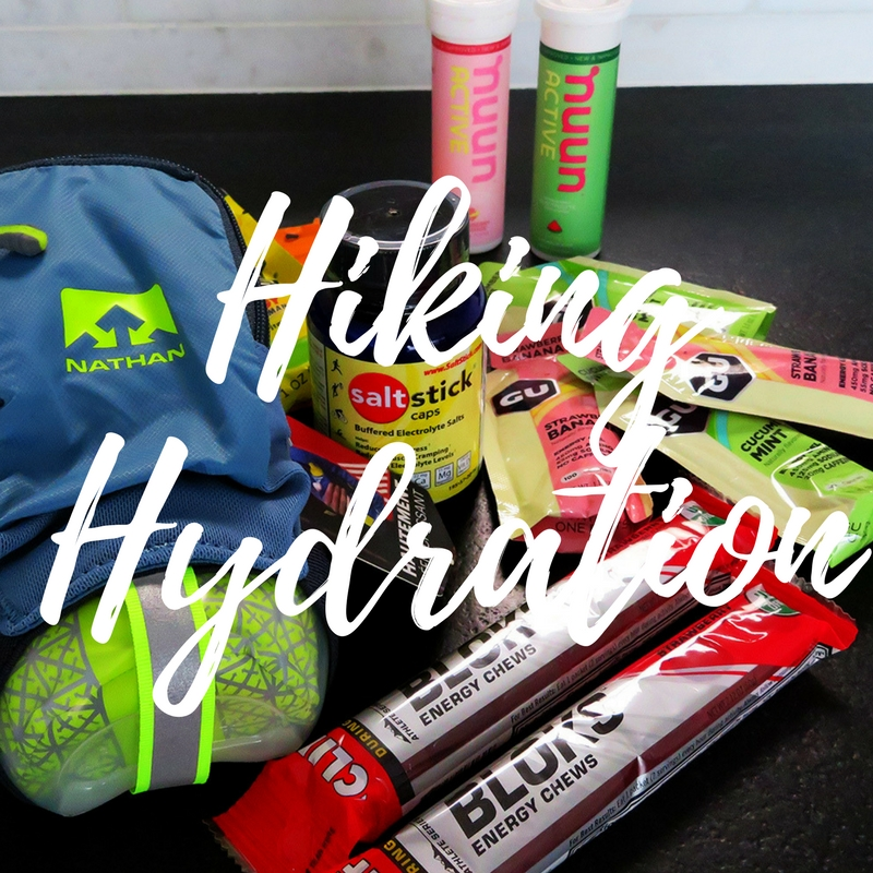 12 Tips for staying hydrated during your hike
