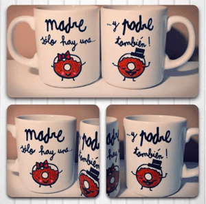 Mostaza handmade