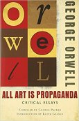 all art is propaganda george orwell