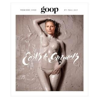 GOOP #1, septiembre 2017