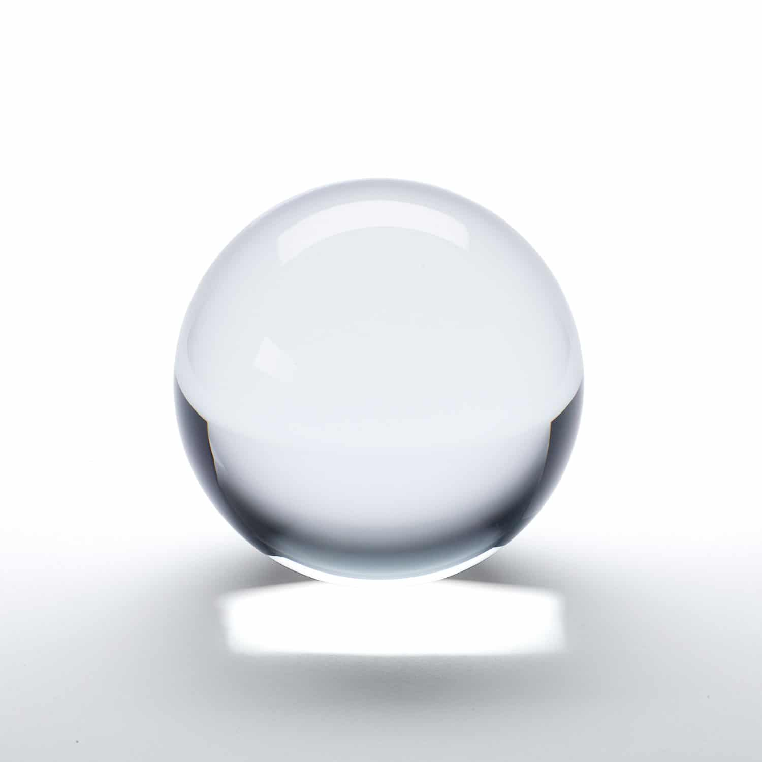 Glass Solid Sphere