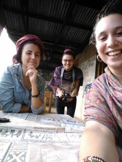 10/8/2016_ Io, Alice e Martina_ Moshi_Tanzania