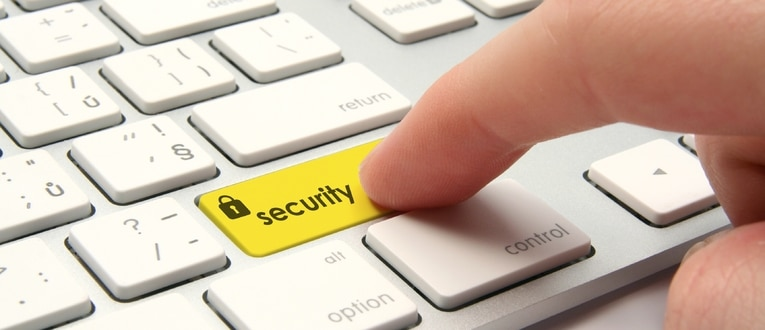 business taking security seriously
