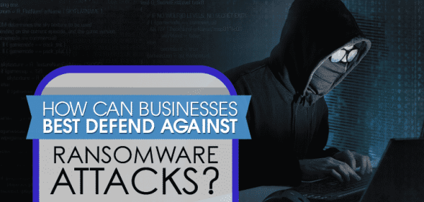 How do Businesses Defend Against Ransomware Attacks?