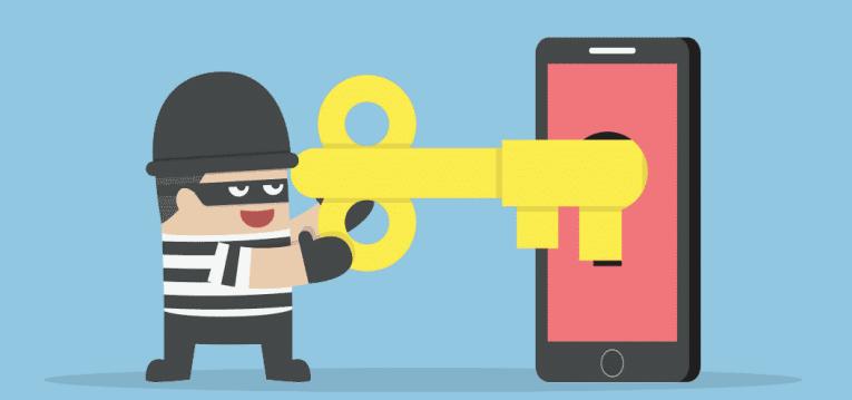 hacking smartphone