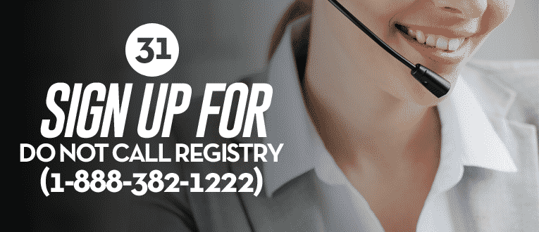 sign-up-for-do-not-call-registry