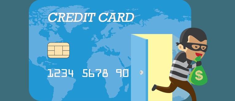 stolen credit card
