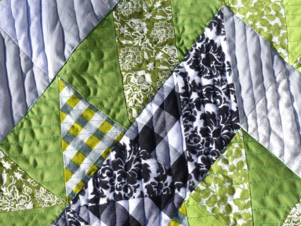 directional quilting
