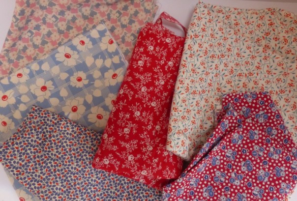 Fabric for Sew together bag