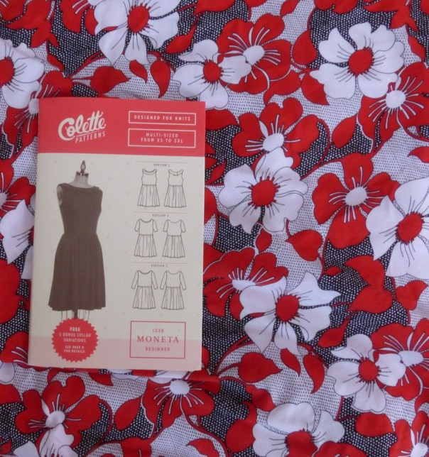 Collette Patterns 1028 Moneta